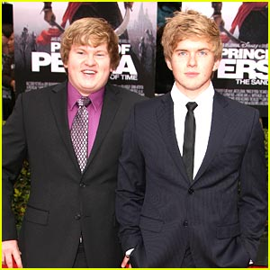 Doug & Chris Brochu: Sands of Time Siblings