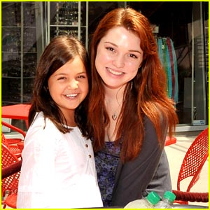 Jennifer Stone & Bailee Madison: Lemonade Ladies