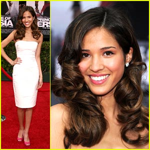 Kelsey Chow is Prince of Persia Prett