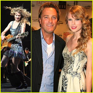 Taylor Swift Raises Up Nashville