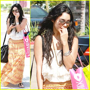 Vanessa Hudgens: Cross Creek Cutie
