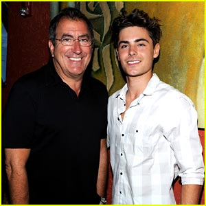 Zac Efron & Kenny Ortega: Men of Maui