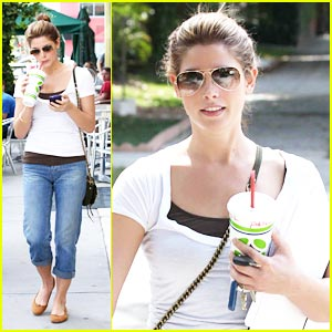 Ashley Greene is Body Factory Beautiful
