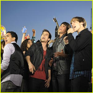 Big Time Rush: 'The City Is Ours' Music Video Sneak Peek!