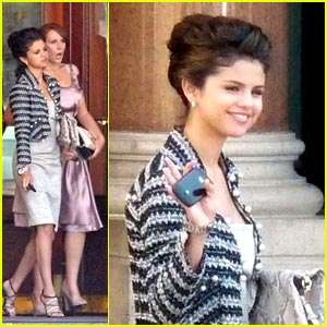 Selena Gomez: Hotel de Paris Pretty