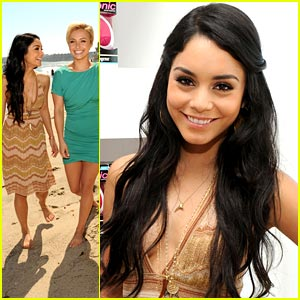 Vanessa Hudgens Globally Gives with the Neutrogena Wave!