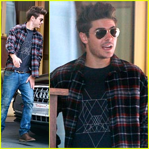 Zac Efron: Sunset Towers Stud
