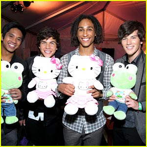 Allstar Weekend: Teen Choice Awards 2010