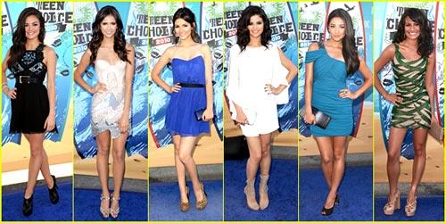 2010 Teen Choice Awards - Best Dressed Poll!