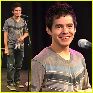 David Archuleta to Perform at Arthur Ashe Kids' Day