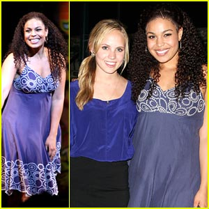 Jordin Sparks: Broadway Debut with Meaghan Martin!