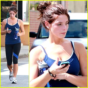 Ashley Greene: Crazy For Donna Karan