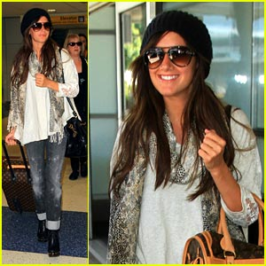 Ashley Tisdale: The Tisdales Take Over New York!