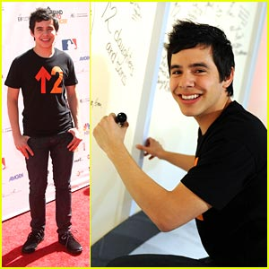 David Archuleta Supports SU2C