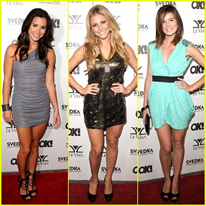Josie Loren &#038; Chelsea Hobbs: OK Party Pretty