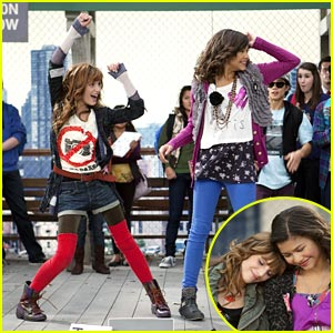 Bella Thorne: 'Shake It Up!' Premieres November 7!