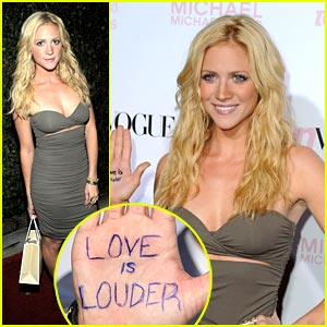 Brittany Snow & Ryan Rottman: Love is Louder