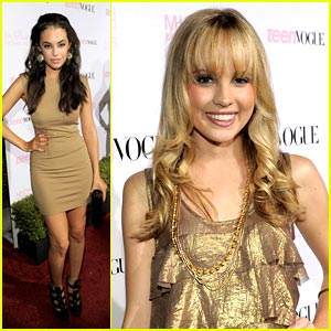 Chloe Bridges &#038; Meaghan Martin Take On Teen Vogue