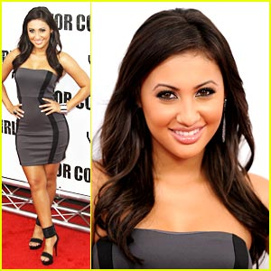 Francia Raisa: 'For Colored Girls' Gorgeous