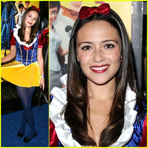 Italia Ricci: Snow White Sweetheart
