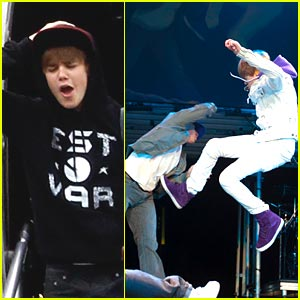 Justin Bieber: High Flying in Vancouver