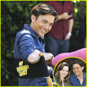 Jackson Rathbone on 'No Ordinary Family' - FIRST LOOK!