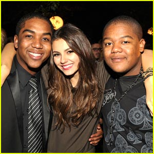 Kyle Massey Tangos to Teen Vogue