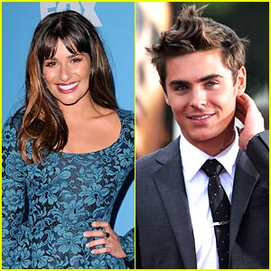 Zac Efron To Join Lea Michele in 'New Year's Eve'?