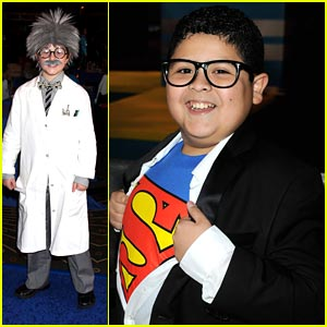 Rico Rodriguez: Crushing on Sofia Vergara?