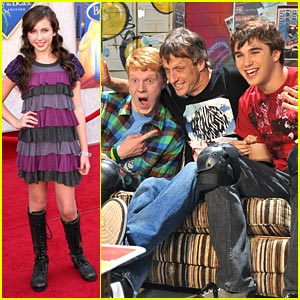 Ryan Newman: Tony Hawk Guest Stars on Zeke & Luther ...