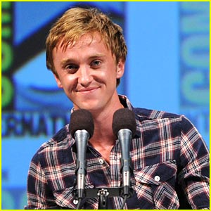 Tom Felton 'Rough's It Up