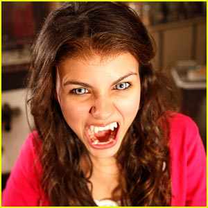Victoria Justice: 'Boy Who Cried Werewolf' Premieres Tomorrow!