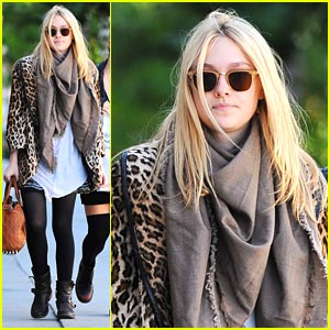 Dakota Fanning Wants To 'Stay'