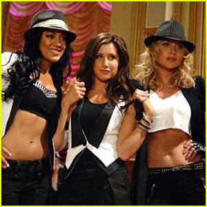 Ashley Tisdale & Heather Hemmens 'Pledge Their Love'