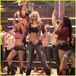 Ashley Tisdale & Aly Michalka: Cheer Cow Girls