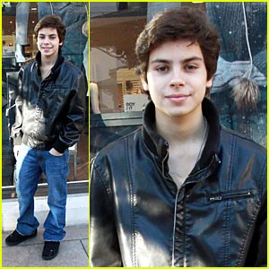 Jake T. Austin Braves Black Friday