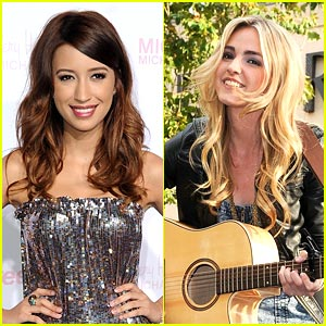 Katelyn Tarver & Christian Serratos: New ABC Family Pilot!
