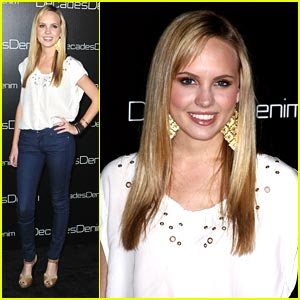Meaghan Martin is Denim Delicious