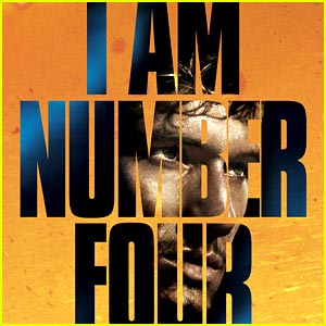 Alex Pettyfer: More 'I Am Number Four' Posters!
