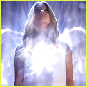 Ashley Benson: 'Christmas Cupid' Preview!