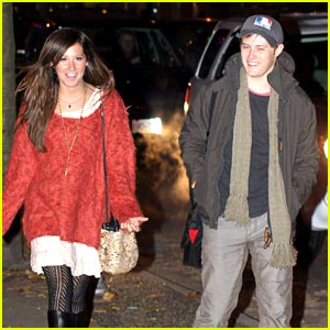 Ashley Tisdale & Lucas Grabeel: Ryan & Sharpay Do Dinner!
