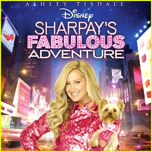 Ashley Tisdale: 'Sharpay's Fabulous Adventure' DVD & BluRay Announced!
