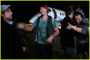 Big Time Rush: 'Big Night' Music Video!