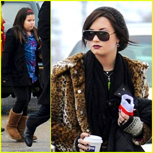 Demi Lovato: Christmas in Chicago with Family