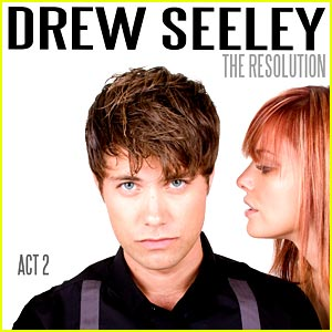 Drew Seeley Reveals 'The Resoultion Act 2' Tracks -- EXCLUSIVE