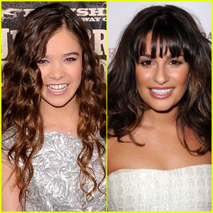 Hailee Steinfeld: My Embarrassing Run-In with Lea Michele!