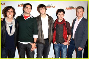 Pretty Little Liars Guys: KIIS-FM Jingle Ball Cuties
