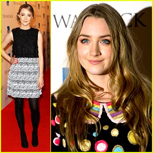 Saoirse Ronan Goes 'Way Back'