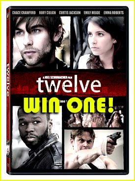 Win Emma Roberts' 'Twelve' on DVD!