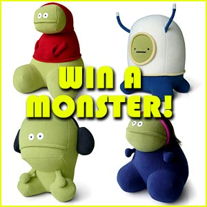 Win MONSTERS by Monster Factory!